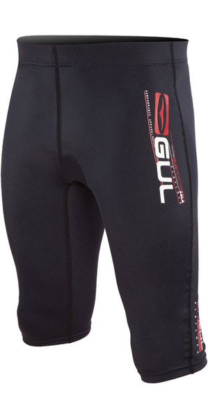 2019 Gul Xola Lycra UV Shorts BLACK RG0343-A7