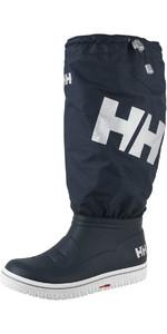 2019 Helly Hansen Aegir 2 Ocean Boot Gaitor Navy / Off White 11176