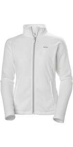 Helly Hansen Womens Daybreaker Fleece Jacket White 51599