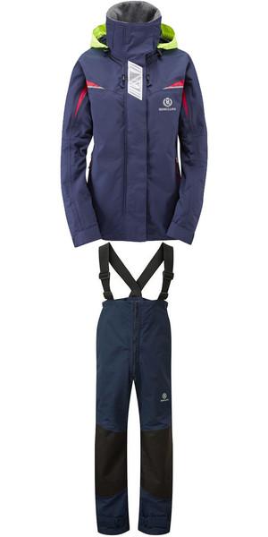 Henri Lloyd Ladies Wave Inshore Jacket Y00354 & Trouser COMBI SET Y10162 MARINE