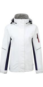 Henri Lloyd Womens Sail 2.0 Inshore Coastal Jacket Optical White YO200021