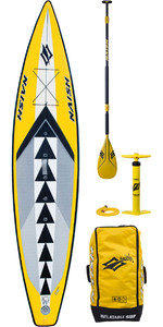 2017 Naish One Air NISCO SUP Inflatable Stand Up Paddle Board 12'6