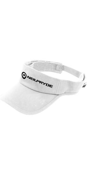 2018 Neil Pryde Team Visor White 631910
