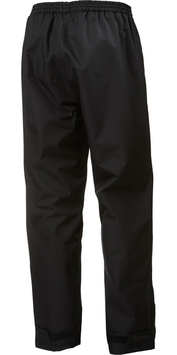 2020 Helly Hansen Dubliner Sailing Trousers Black 62652