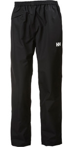 2021 Helly Hansen Dubliner Sailing Trousers Black 62652