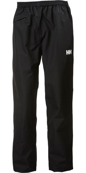 2019 Helly Hansen Dubliner Sailing Trousers Black 62652