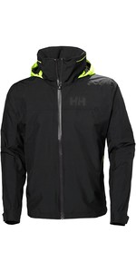 2019 Helly Hansen HP Fjord Jacket Black 34009