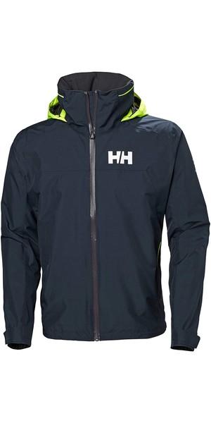 2019 Helly Hansen HP Fjord Jacket Navy 34009