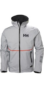 2019 Helly Hansen HP Foil Jacket Grey Fog 33876