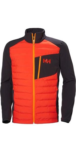 2019 Helly Hansen HP Insulator Jacket Cherry Tomato 33928