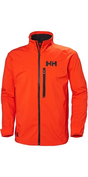 2019 Helly Hansen HP Racing Jacket Cherry Tomato 34040