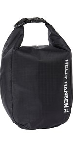 2020 Helly Hansen Light Dry Bag 3L Black 67372