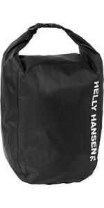 2019 Helly Hansen Light Dry Bag 20L Black 67375