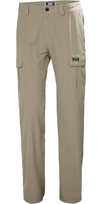 2021 Helly Hansen QD Cargo Trousers Fallen Rock 33996
