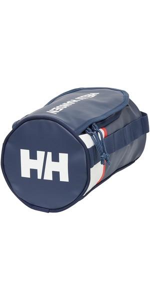 2019 Helly Hansen Wash Bag 2 Evening Blue 68007