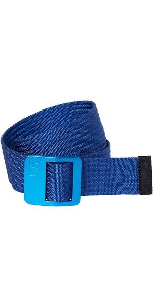 2019 Helly Hansen Webbing Belt Olympian Blue 67363