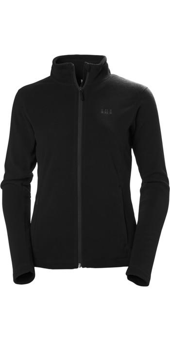 2021 Helly Hansen Womens Daybreaker Fleece Jacket Black 51599