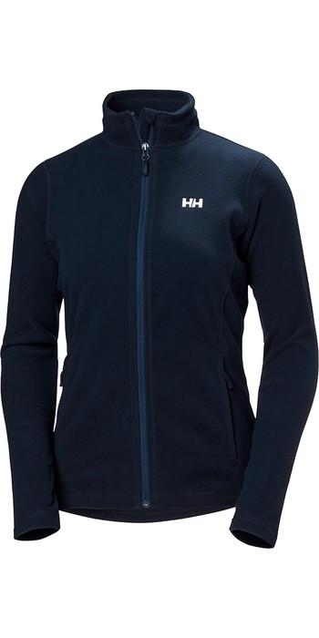 2021 Helly Hansen Womens Daybreaker Fleece Jacket Navy 51599