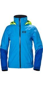 2019 Helly Hansen Womens HP Fjord Jacket Cornflower 34108