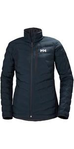 2019 Helly Hansen Womens HP Hybrid Insulator Jacket Navy 34080