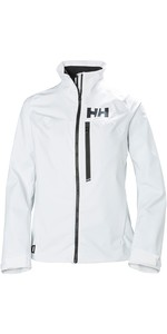 2019 Helly Hansen Womens HP Racing Jacket White 34069