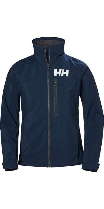 2021 Helly Hansen Womens HP Racing Midlayer Jacket Navy 34070