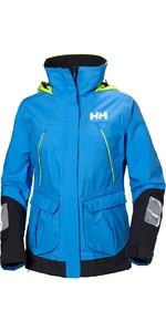 2019 Helly Hansen Womens Pier Coastal Jacket Cornflower 33886