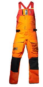 2019 Helly Hansen Womens Skagen Offshore Bib Trouser Blaze Orange 33921
