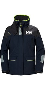 2021 Helly Hansen Womens Skagen Offshore Jacket Navy 33920