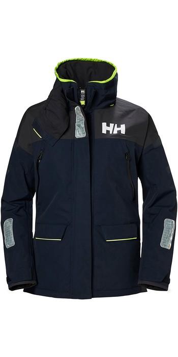 2021 Helly Hansen Womens Skagen Offshore Jacket Navy 33920