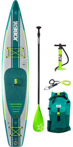 2019 Jobe Neva Inflatable Stand Up Paddle Board 12'6 x 30