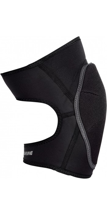 2020 Magic Marine Basic Knee Pads Black 180059