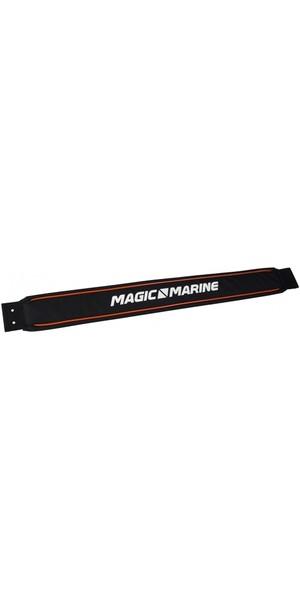 2019 Magic Marine Laser Hiking Strap Black 086902