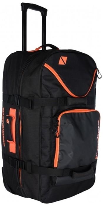 2021 Magic Marine Wheeled Tavelbag Pro 90L Black 170083