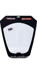 2020 Northcore Ultimate Grip Deck Pad White NOCO63J