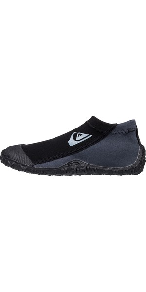 2019 Quiksilver Junior Prologue 1mm Reef Shoe Black EQBWW03004