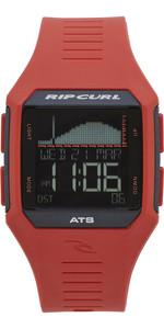 2020 Rip Curl Rifles Mid Tide Surf Watch Sun Rust A1124