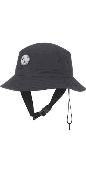 2019 Rip Curl Wetty Surf Bucket Hat Black CCAOS1