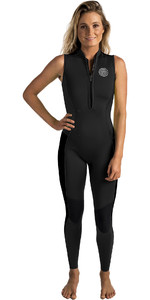 2019 Rip Curl Womens G-Bomb 1.5mm Long Jane Wetsuit Black WSM6AW