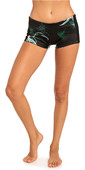 2019 Rip Curl Womens G-Bomb Boyleg 1mm Neoprene Shorts Coral WSH4BW