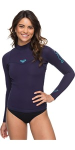 2019 Roxy Womens Syncro 1mm Long Sleeve Jacket Blue Ribbon ERJW803008