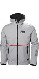 2019 Helly Hansen HP Foil Jacket Grey Fog 33876
