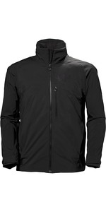 2019 Helly Hansen HP Racing Midlayer Jacket Ebony 34041