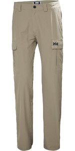 2020 Helly Hansen QD Cargo Trousers Fallen Rock 33996