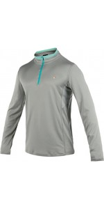 2020 Magic Marine Mens Admiral Long Sleeve T-Shirt Grey 160035