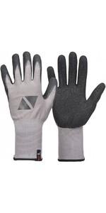 2020 Magic Marine Set of 3 Sticky Sailing Gloves Grey 190015