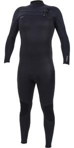 2020 O'Neill Mens HyperFreak+ 5/4mm Chest Zip Wetsuit Black 5345