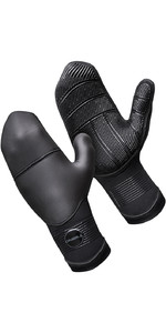 2019 O'neill Psycho Tech 7mm Neoprene Mittens Black 5107