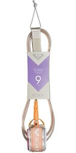 2019 Quiksilver Euroglass Longboard Queen Knee Leash 9'0