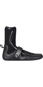 2019 Quiksilver Highline Plus 3mm Split Toe Wetsuit Boot Black EQYWW03029